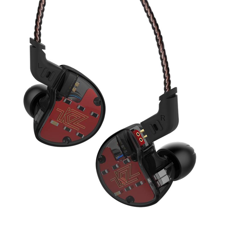 Tai nghe KZ ZS10 Pro có Micro - Hàng nhập khẩu